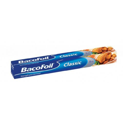 Bacofoil Tin Foil Roll - 5 Metres
